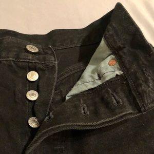 Levi's Shorts - Levi's High Rise 501 Shorts size 26